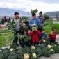Βόλος : Μικροί αγρότες εν δράσει